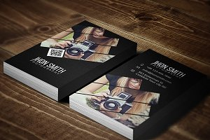 Photographer Business Card 03