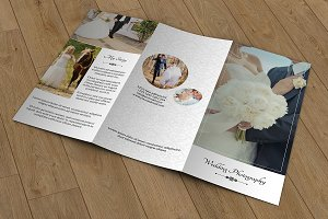 Wedding Photography Brochure-V397