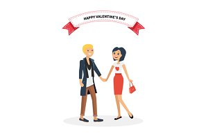 Happy Valentine Day Couple