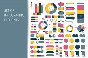 Collections of infographics.