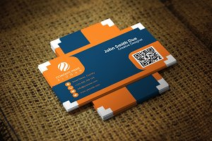Oranga Creative Business Card