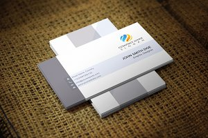 Reneal Corporate Business Card