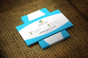 Serix Corporate Business Card