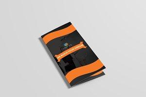 Oragify Tri Fold Brochure Template