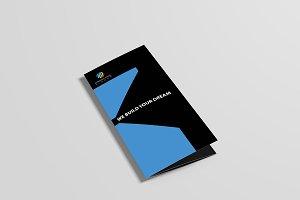 Nilabu Tri Fold Brochure Template