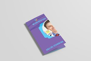Mediscan Medical Tri Fold Brochure