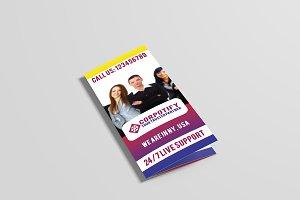 Corpotify Tri Fold Brochure