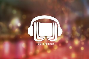 Book Sound Logo Design