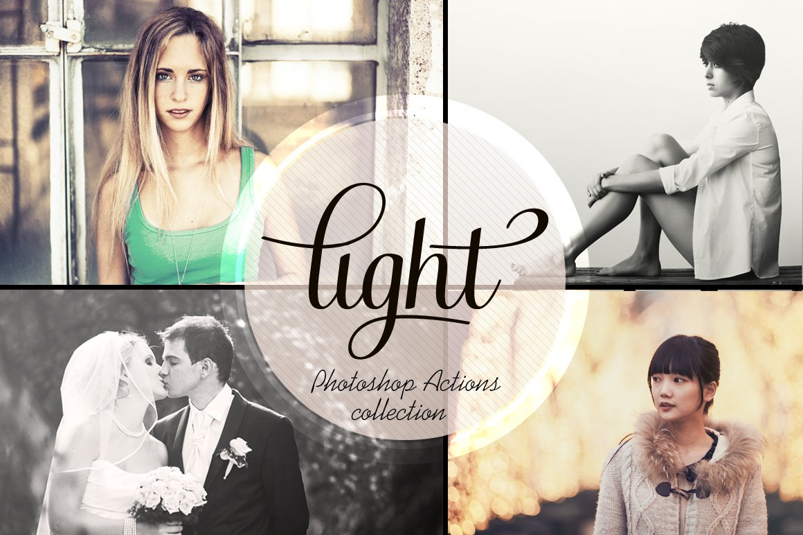 light photoshop actions 2