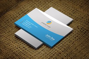 Modate Business Card Template