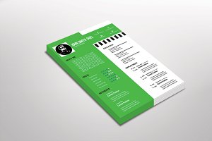 Liney Resume Template