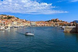 Isle of Elba - Portoferraio