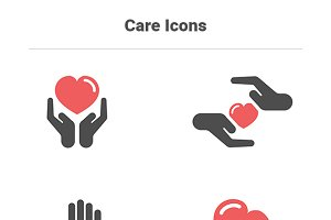 Care Icons