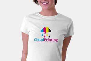 Cloud Printing Logo