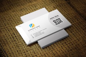 Silverian Corporate Business Card