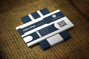 Udosh Business Card Template