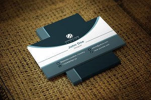 Ultramodern Business Card Template