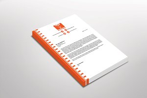 Narolight Letterhead Template