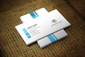 Nealiy Corporate Business Card
