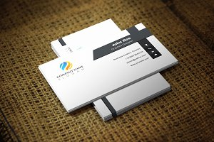Blackjo Corporate Business Card