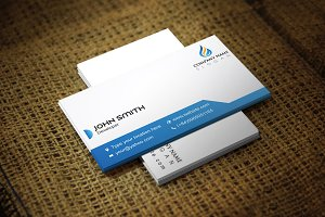 Blide Business Card Template