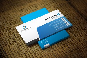Blonix Corporate Business Card