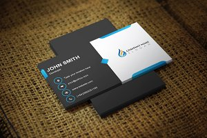Flico Corporate Business Card