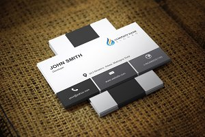 Gravanu Corporate Business Card