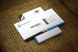 Nextla Corporate Business Card