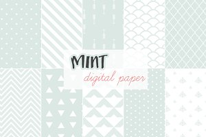mint digital paper