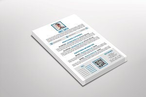 Fonji Resume Template