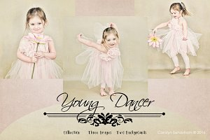 """Young Dancer"" Photo Collection"