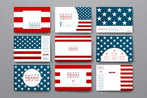 President's Day cards