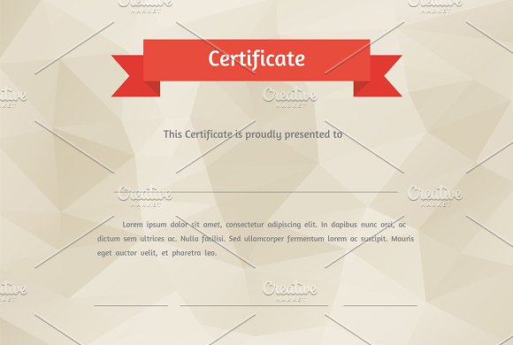 10 Great Looking Certificate Templates for All Occasions – Creative Certificate Designs