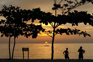 Thailand,koh phangan,island,people