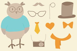 Owl-hipster