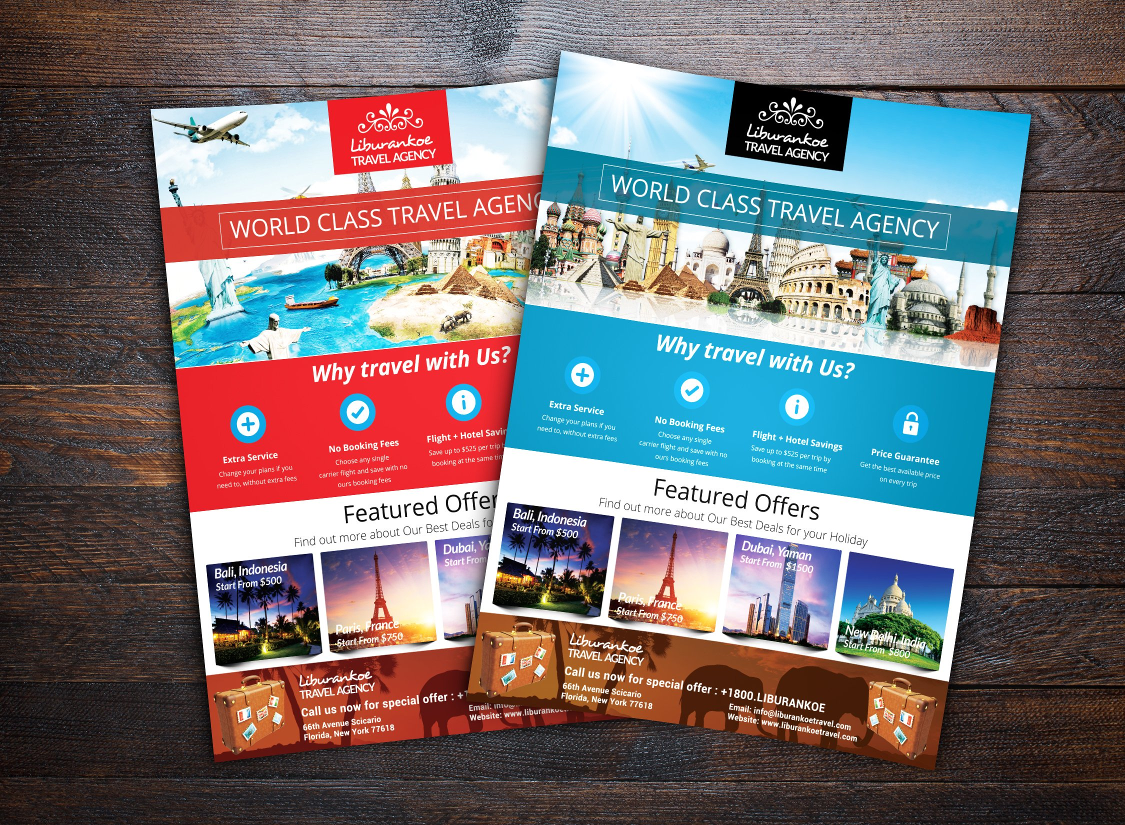 Tourism Flyer Photos Graphics Fonts Themes Templates Creative