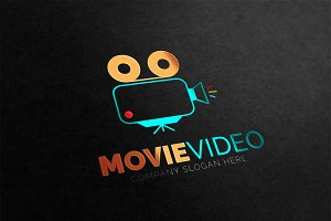 Movie Video Logo