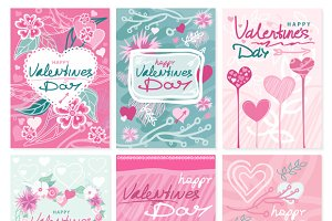 Valentines Day Party Flyer Posters