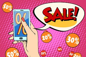 Discount online store smartphone