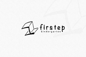 First Step Logo