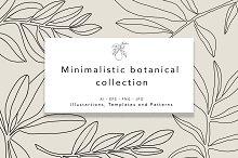 Minimalistic botanica