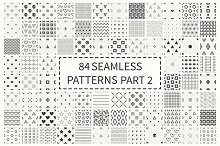 84 Seamless Patterns Set PART2
