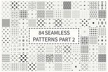 84 Seamless Patterns Set PART2