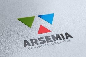 Arsemia A Logo