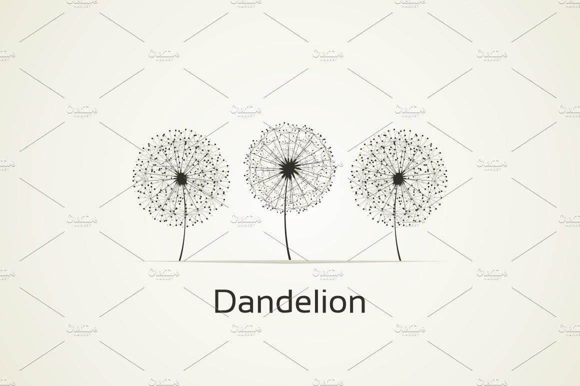 Dandelion ~ Illustrations ~ Creative Market