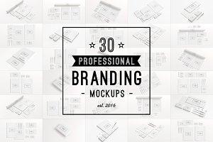Branding Mockups [1080P Edition]
