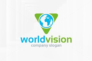 World Vision Logo Template