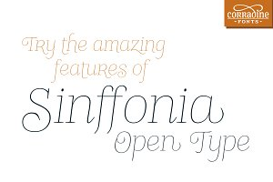 Sinffonia Open Type