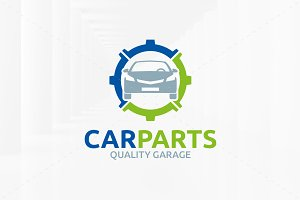 Car Part Logo Templates